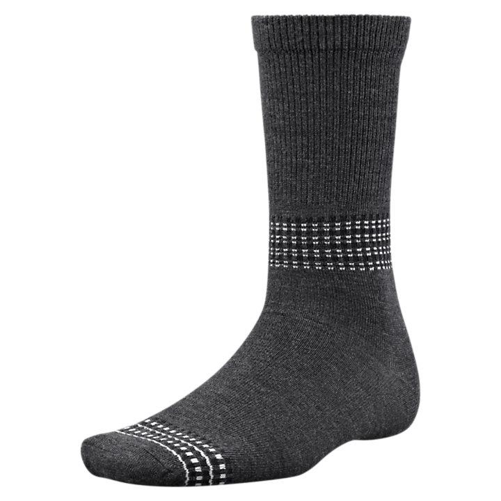 Men's Patterned Merino Wool Hiking Socks-