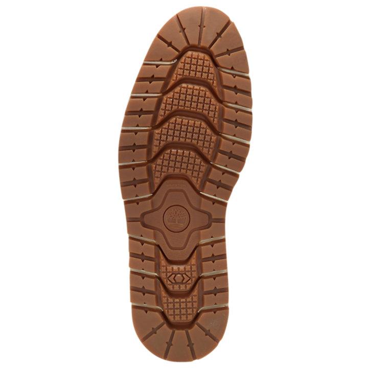 Men's Britton Hill Mixed-Media Moc Toe Boots-