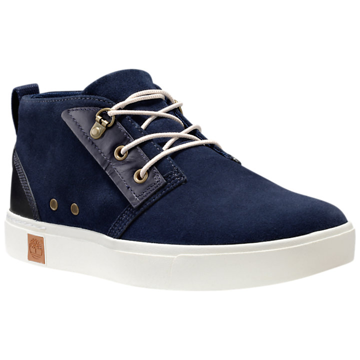 Men's Amherst Suede Chukka Shoes-