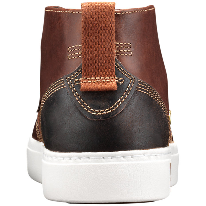 Men's Amherst Leather Chukka Shoes-