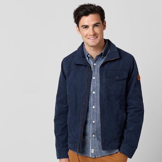 Men's Mount Davis Timeless Waxed Jacket