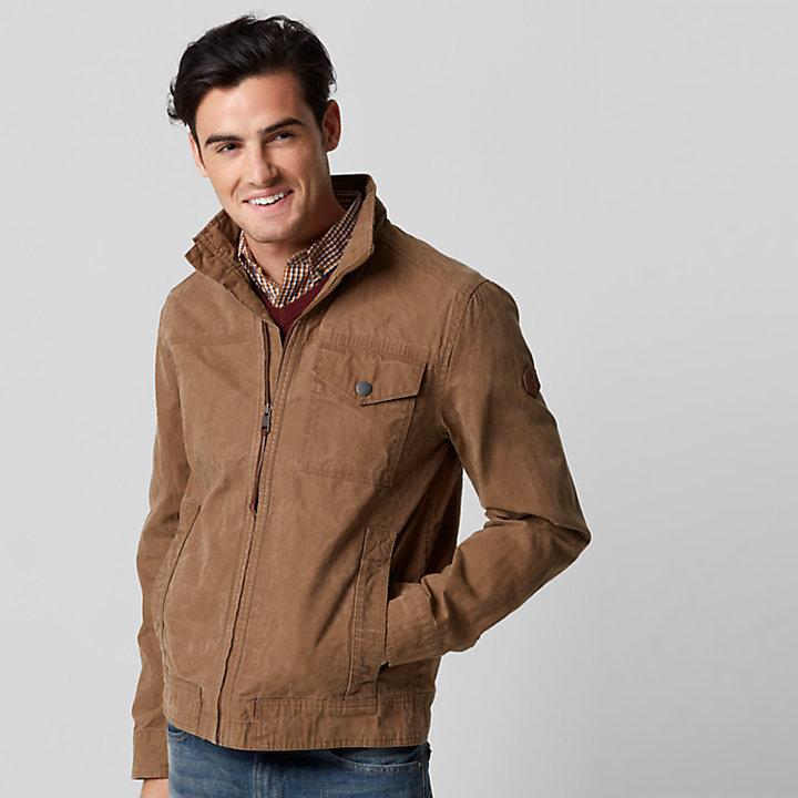 Men's Mount Davis Timeless Waxed Jacket-