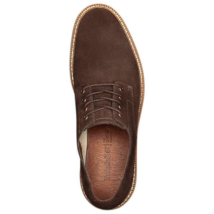 Men's Naples Trail Suede Oxford Shoes-