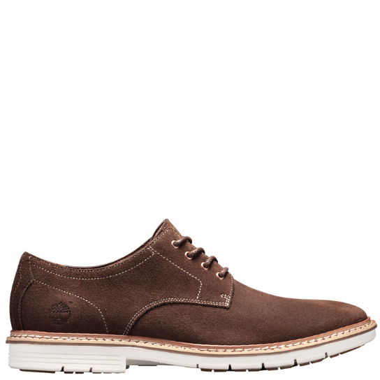 Men's Naples Trail Suede Oxford Shoes