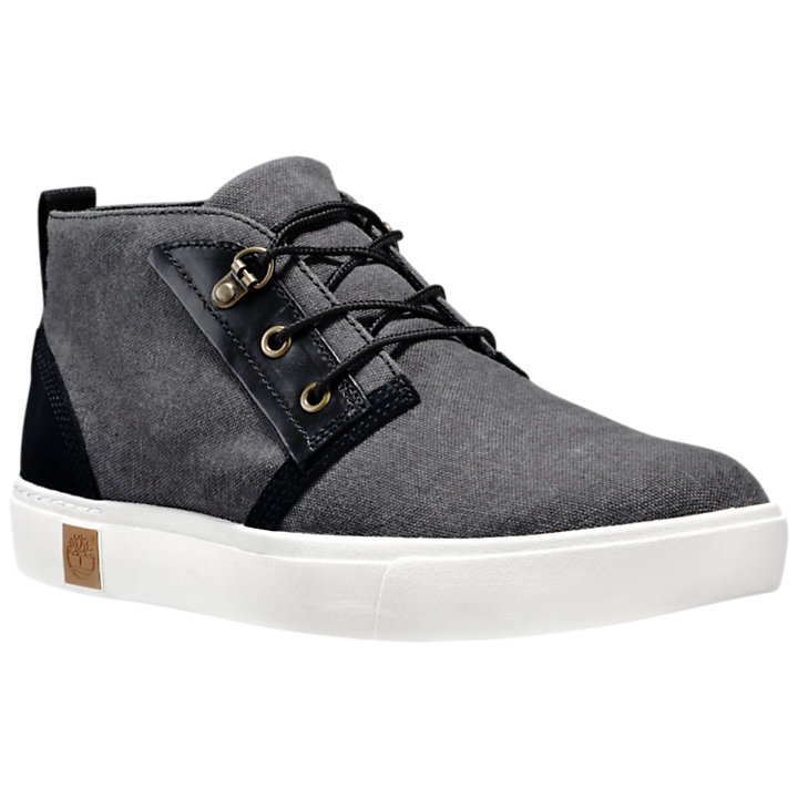 Men's Amherst Canvas Chukka Shoes-