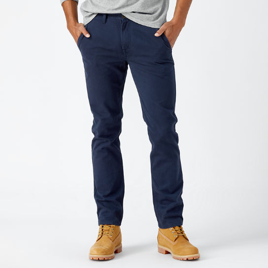 retail prices 50% off buy best Men's Squam Lake Straight Fit Twill Chino Pant