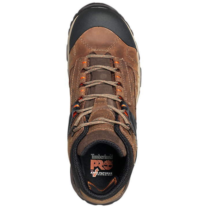 Men's Timberland PRO® Hyperion Mid Alloy Toe Work Boots-