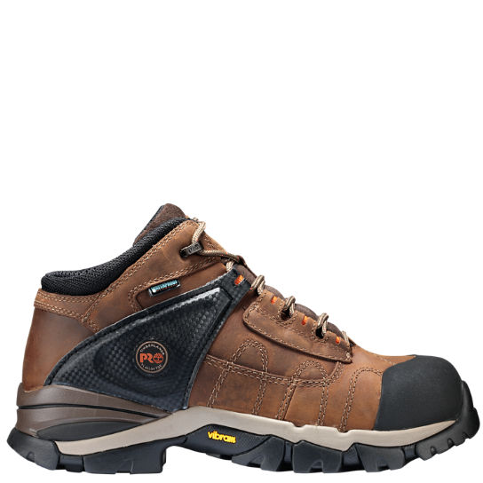 Men's Timberland PRO® Hyperion Mid Alloy Toe Work Boots