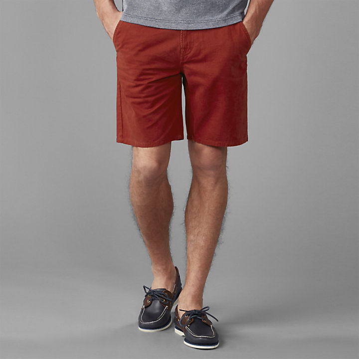 Men's Webster Lake Twill Chino Short-
