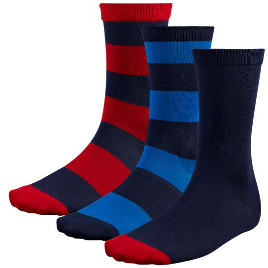 Men's Stewart Beach Crew Socks (3-Pack)