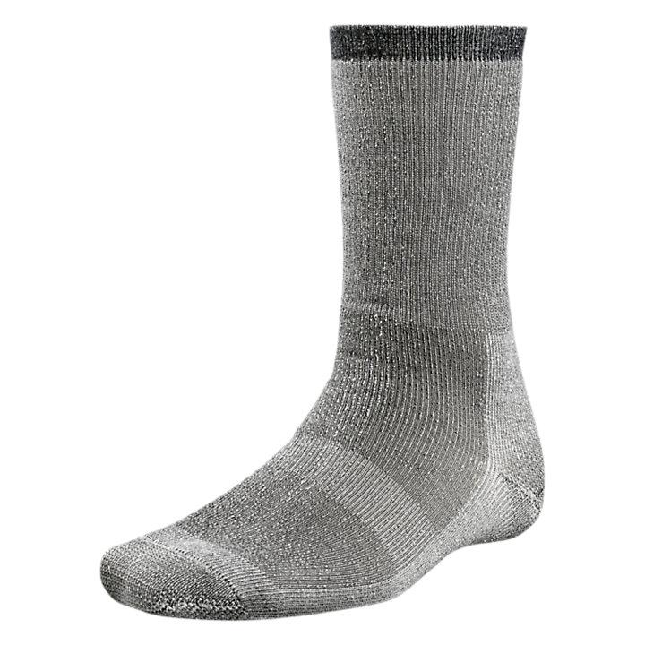 Men's Premium Wool Marled Crew Socks-
