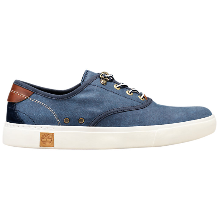 Men's Amherst Canvas Oxford Shoes-