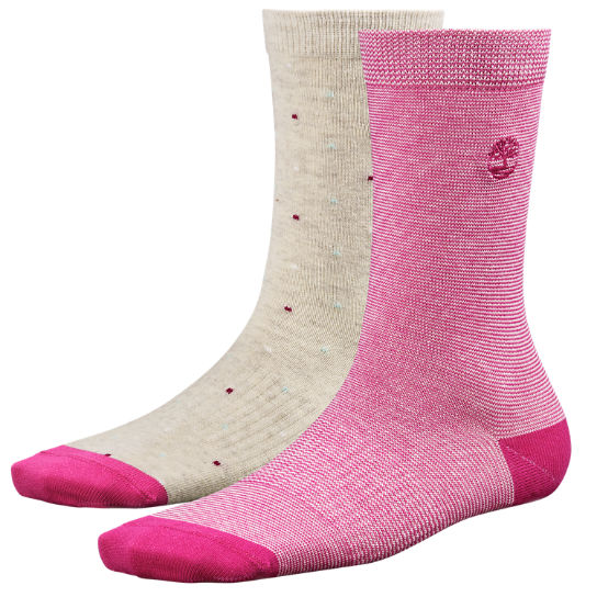 Women's Orchard Beach Crew Socks (2-Pack)