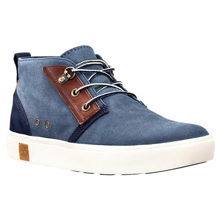Men's Amherst Canvas Chukka Boots-
