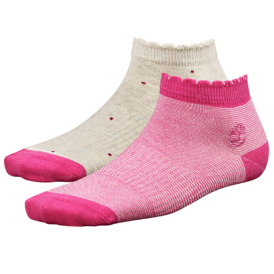 Women's Orchard Beach Ruffle Socks (2-Pack)