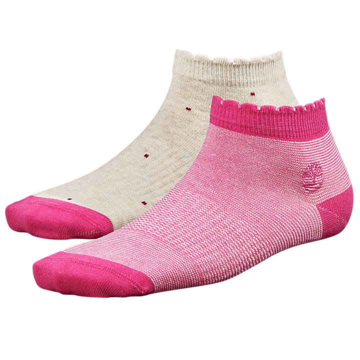 Women's Orchard Beach Ruffle Socks (2-Pack)-