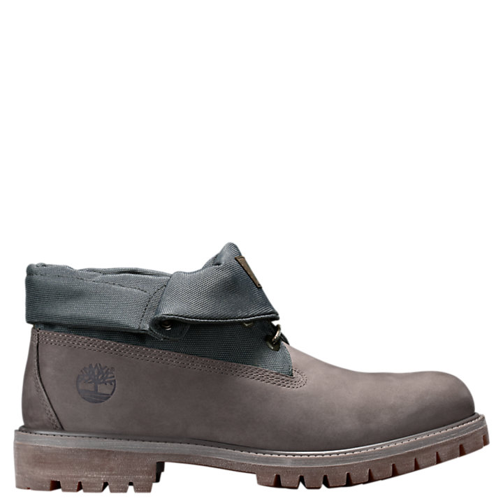 ad6143759b7 Men's Timberland® Fabric Panel Roll-Top Boots