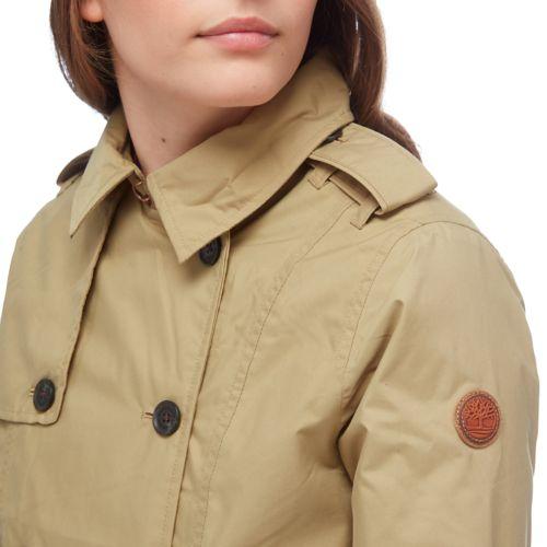 Women's Pine Mountain Waterproof Trench Coat-