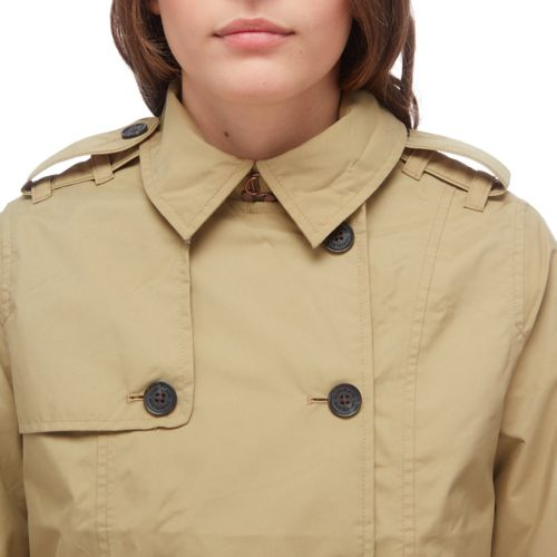 Women's Pine Mountain Waterproof Trench Coat-