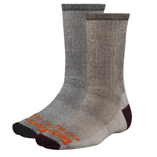 Men's Timberland PRO® Everyday Crew Socks (2-Pack)