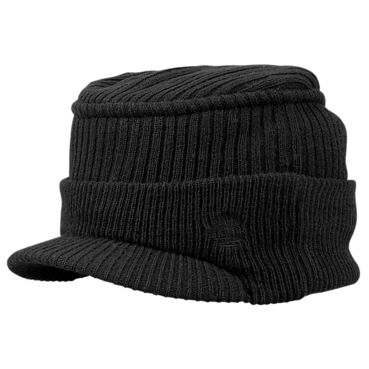 Lincolnville Peak Ribbed Winter Beanie-