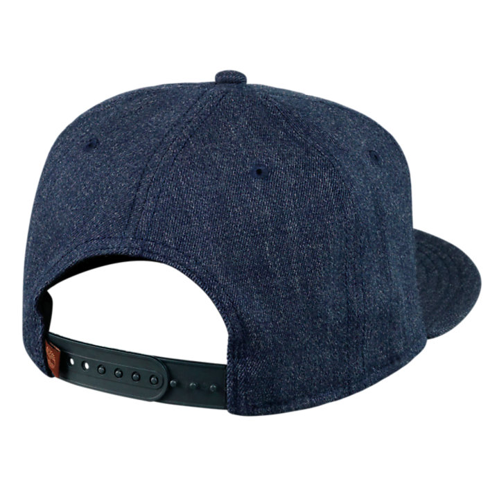 Six-Panel Flannel Cap-