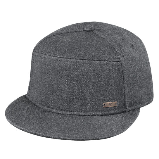 Six-Panel Flannel Cap