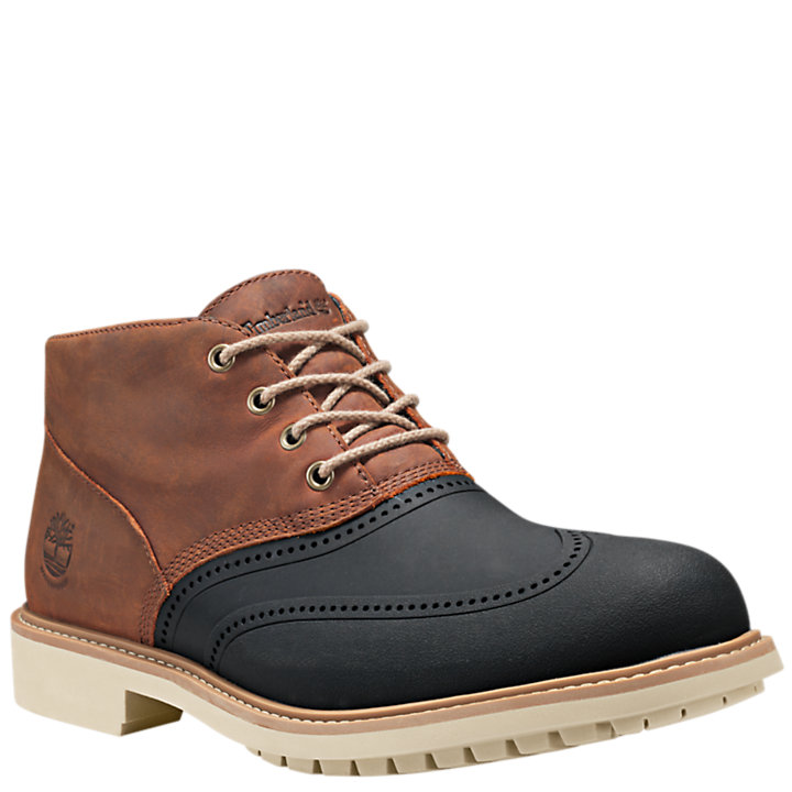 Men's Stormbuck Waterproof Duck Chukka Boots-
