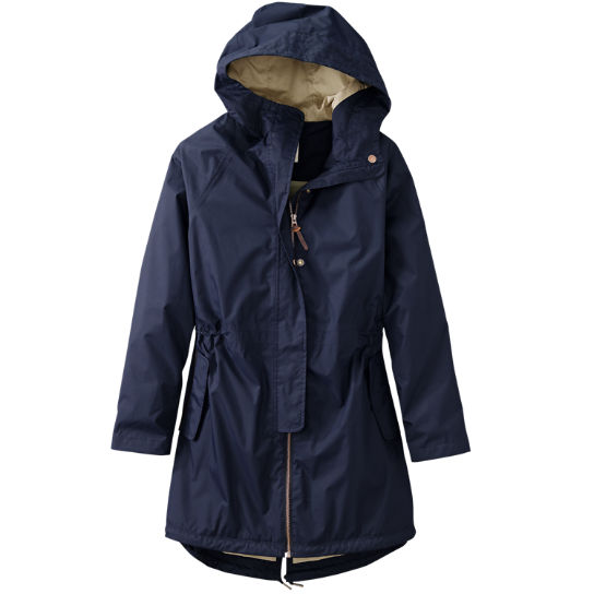 Women's Rosebrook Long Waterproof Parka