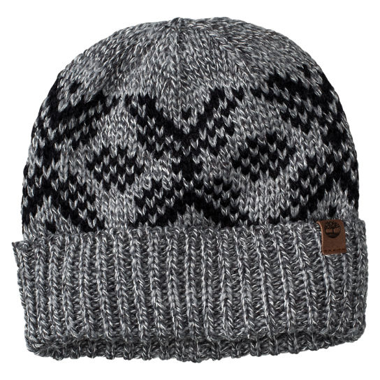 Fair Isle Winter Beanie