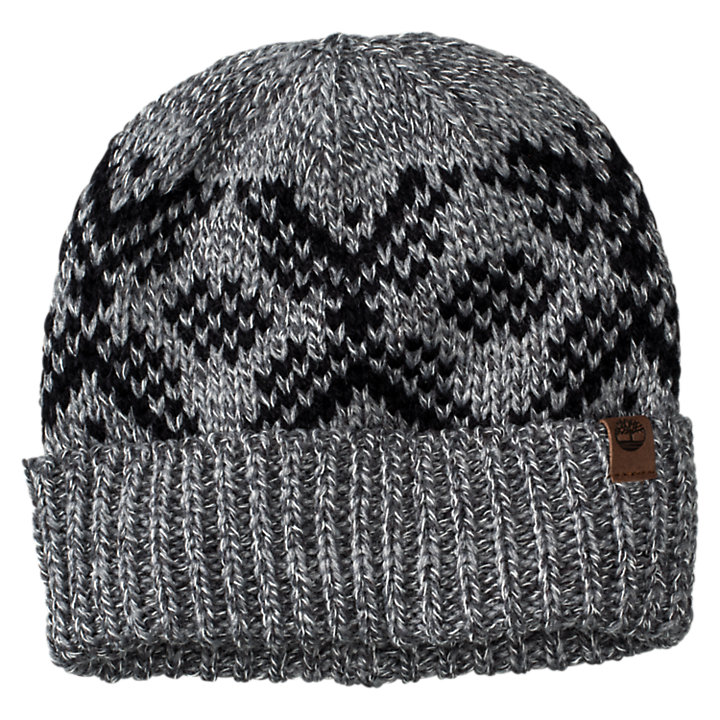Fair Isle Winter Beanie-