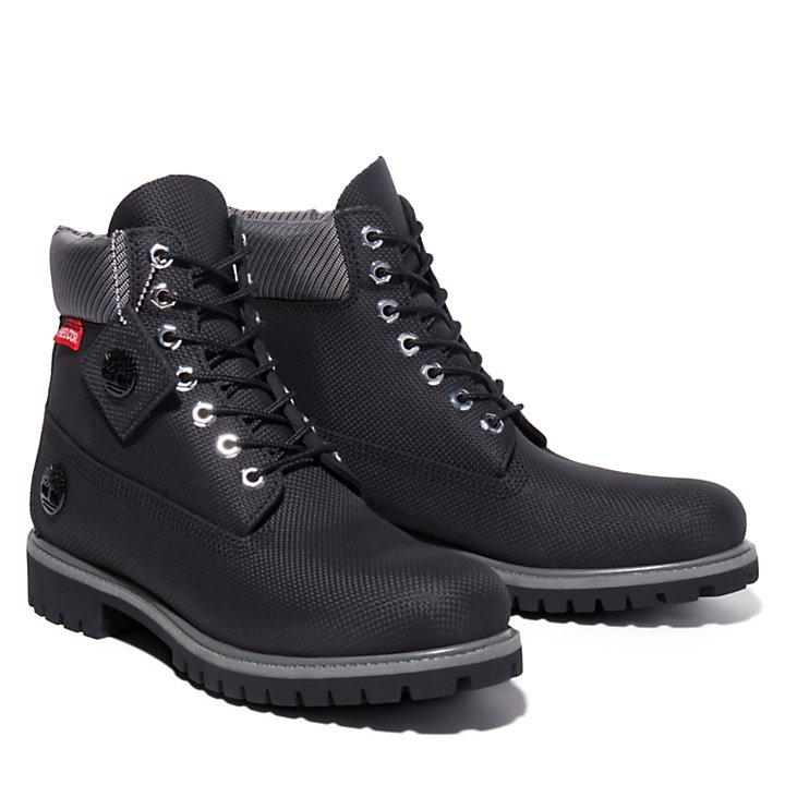 Men's Helcor® Leather 6-Inch Premium Waterproof Boots-