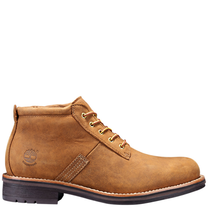 Men's Willoughby Waterproof Chukka Boots-