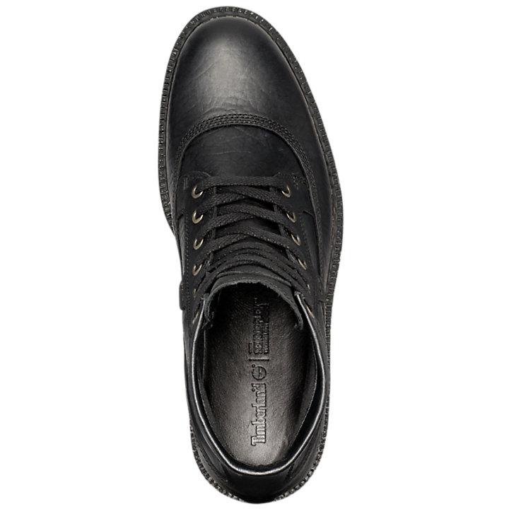 Britton Hill Cap-Toe Waterproof Chukka Boots-