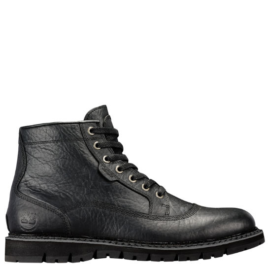 Britton Hill Cap-Toe Waterproof Chukka Boots