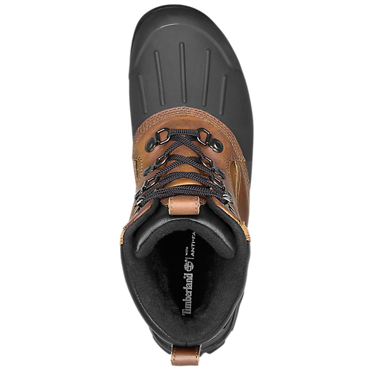 Men's Chillberg Mid Shell-Toe Waterproof Boots-