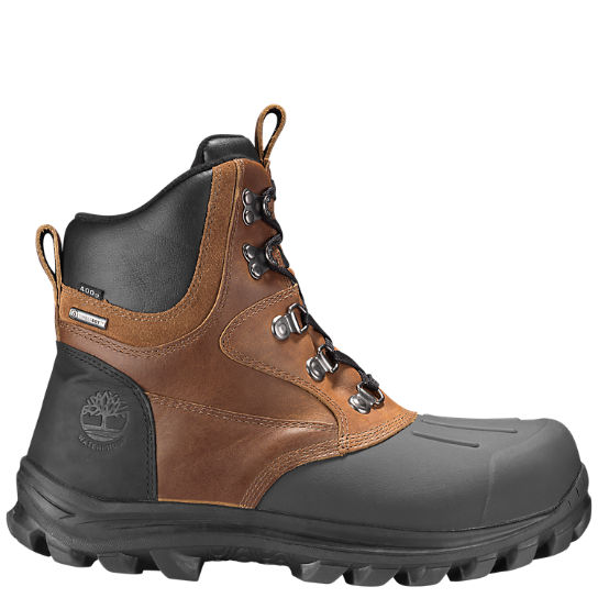 Men's Chillberg Mid Shell-Toe Waterproof Boots