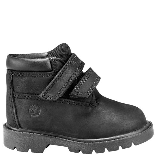 Toddler Double-Strap Chukka Boots