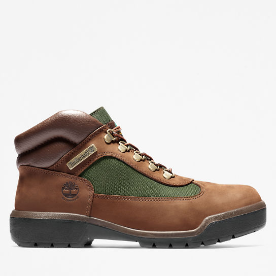 timberland boot brown-dark olive