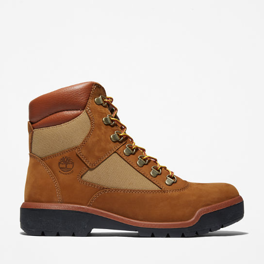 Men's 6 Inch Waterproof Field Boots