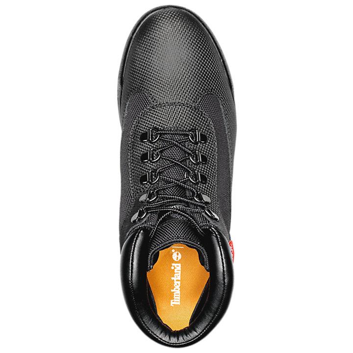 Men's Waterproof Helcor® Leather Field Boots-