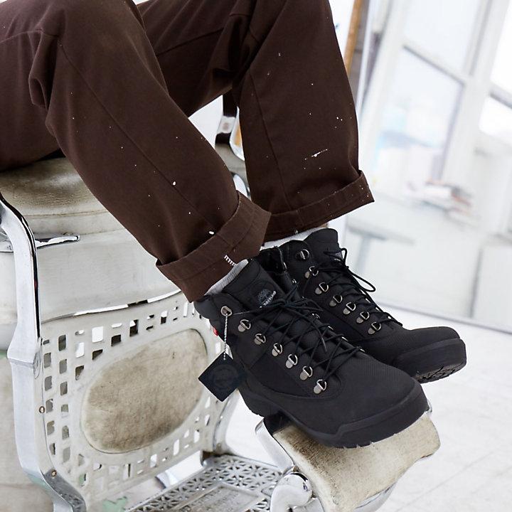 Men's Waterproof Helcor® Leather 6-Inch Field Boots-