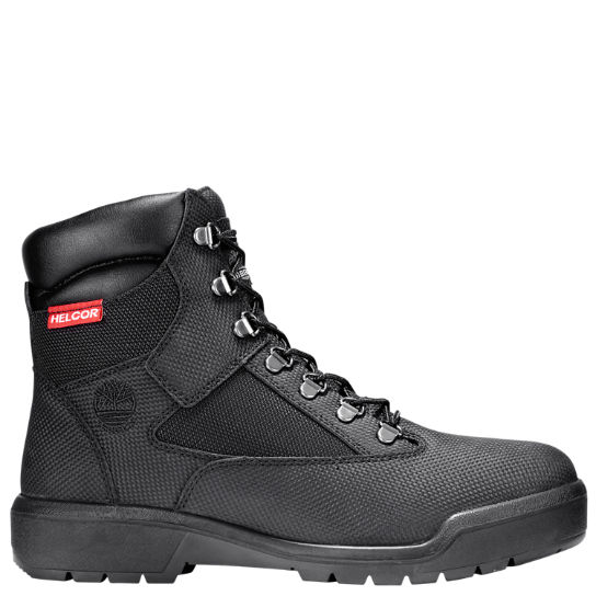 Men's Waterproof Helcor® Leather 6-Inch Field Boots