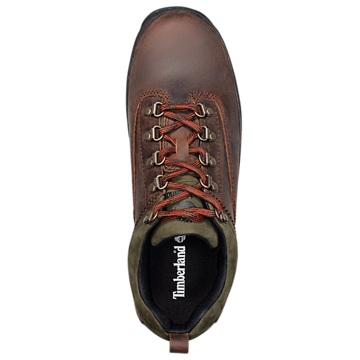 Men's Leather Euro Hiker Shoes-