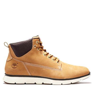 Men S Killington Leather Chukka Sneaker Boots Timberland
