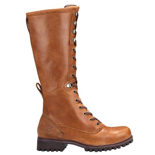 75b4c49386a4 Women s Wheelwright Tall Lace-Up Waterproof Boots