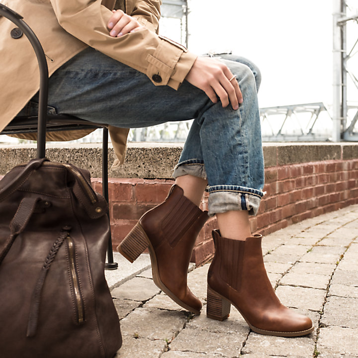 Timberland atlantic heights covered gore chelsea boot + FREE