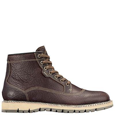 Britton Hill Cap Toe Waterproof Chukka Boots Timberland