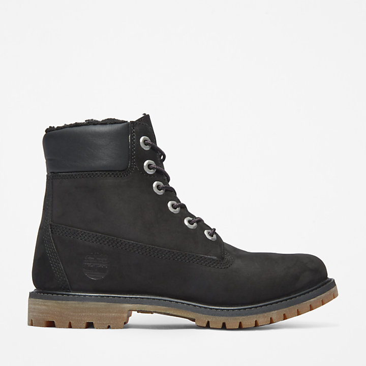 Timberland Waterproof Leather Teddy Fleece Lined Lace Up 6