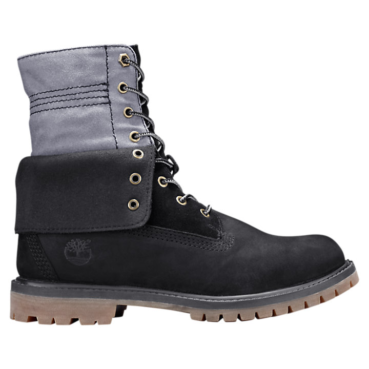 Women's Timberland Authentics Double Fold-Down Boots-